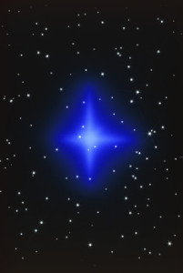 star - looks like cross