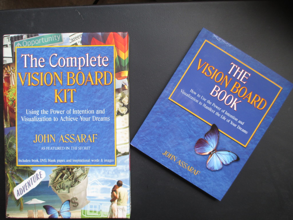 John Assaraf Vision Board Kit