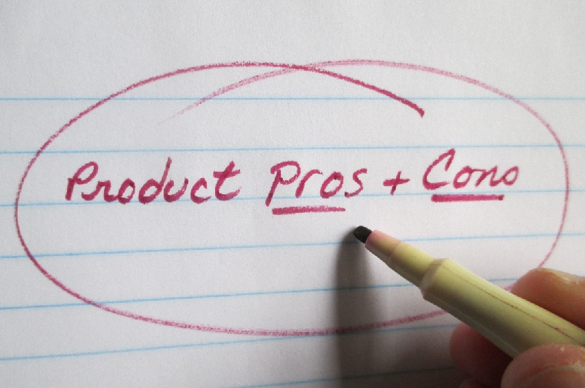 Product Review Pros and Cons