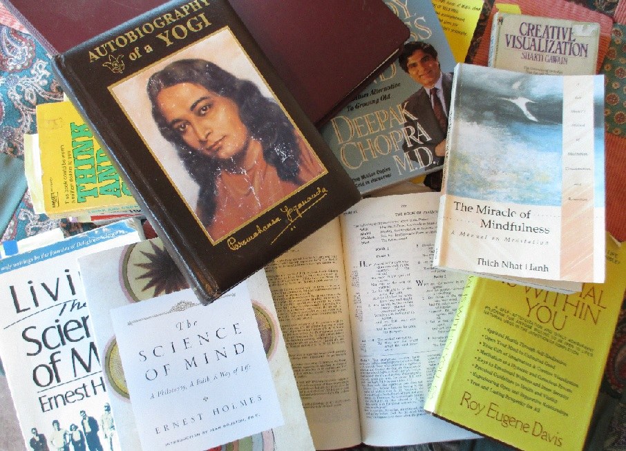 Autobiography of a Yogi and Other Books