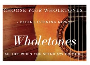 Check out the Wholetones Healing Frequencies for yourself!